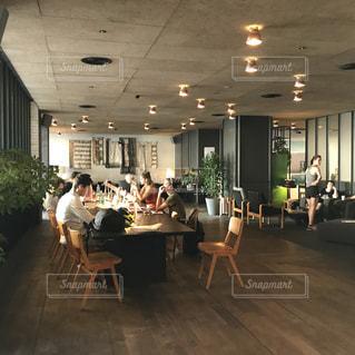 カフェの写真・画像素材[515036]