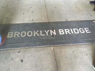 ブルックリンブリッジの写真・画像素材[354605]