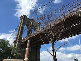 ブルックリンブリッジの写真・画像素材[354609]