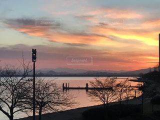 Lake Biwa Shiga Japanの写真・画像素材[354628]