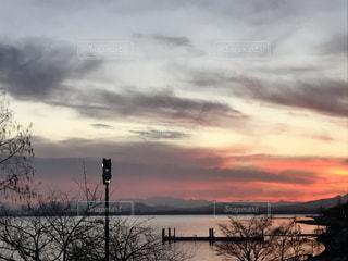 Lake Biwa Shiga Japanの写真・画像素材[354629]