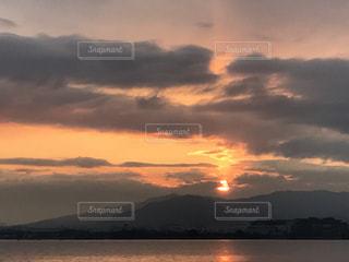 Lake Biwa Shiga Japanの写真・画像素材[354729]
