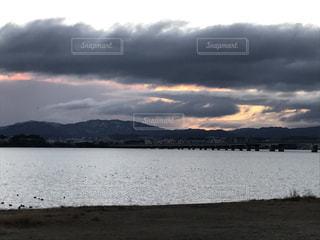 Lake Biwa Shiga Japanの写真・画像素材[354731]
