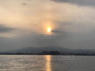 Lake Biwa Shiga Japanの写真・画像素材[354732]