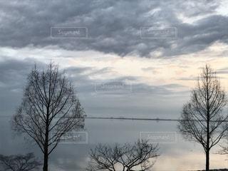 Lake Biwa Shiga Japanの写真・画像素材[354736]