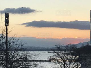 Lake Biwa Shiga Japanの写真・画像素材[358208]