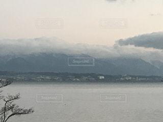 Lake Biwa Shiga Japanの写真・画像素材[358210]