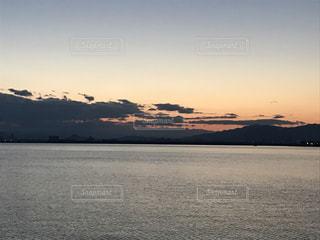 Lake Biwa Shiga Japanの写真・画像素材[373657]