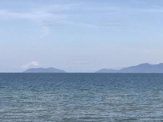 Lake Biwa Shiga Japanの写真・画像素材[381549]