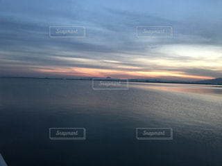 Lake Biwa Shiga Japanの写真・画像素材[381554]