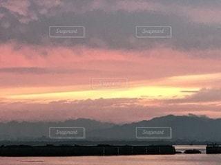 日の出の写真・画像素材[772481]