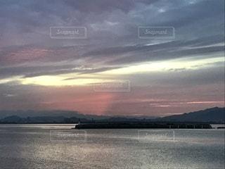 日の出の写真・画像素材[782730]