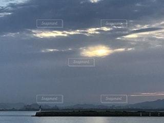 日の出の写真・画像素材[782733]