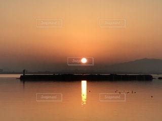 日の出の写真・画像素材[1088943]