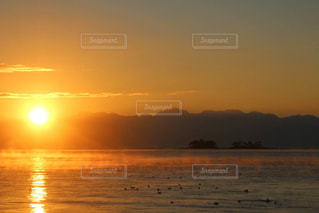 日の出の写真・画像素材[360685]