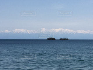 立山連峰の写真・画像素材[1425886]