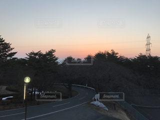 朝の風景の写真・画像素材[414445]