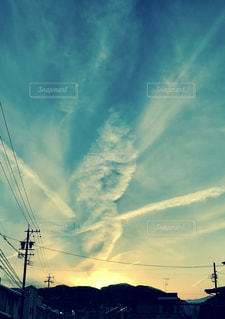空の写真・画像素材[363060]