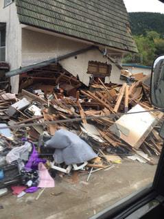 震災の真実の写真・画像素材[359831]
