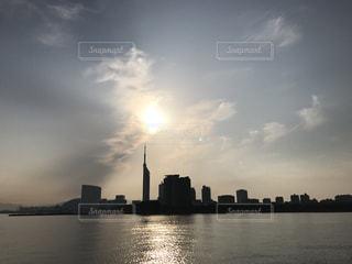 朝日の写真・画像素材[389245]