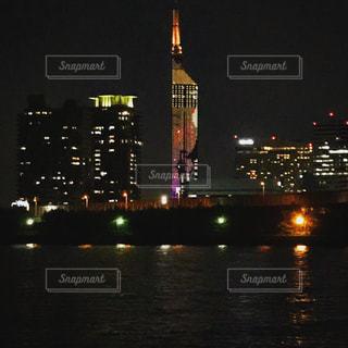 ハロウィン 福岡タワーの写真・画像素材[788355]
