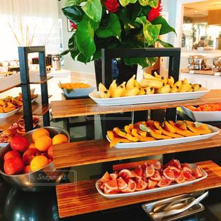 ハワイの朝食の写真・画像素材[1279946]