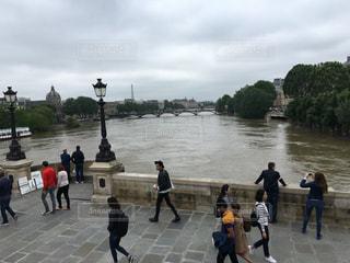 パリの写真・画像素材[415420]