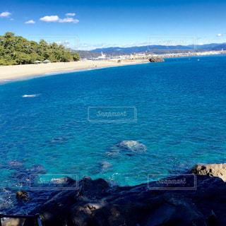 青い海の写真・画像素材[783710]