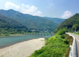 川の風景の写真・画像素材[1160750]
