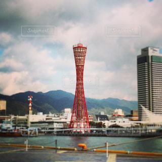 神戸ポートタワーの写真・画像素材[1160756]