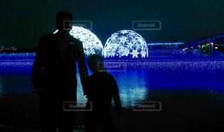 夜景の写真・画像素材[360898]