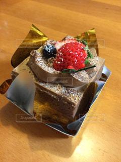 ケーキの写真・画像素材[359114]