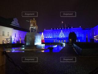 ワルシャワ旧市街の写真・画像素材[2037474]