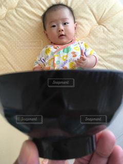 赤ちゃんの手の写真・画像素材[1006802]