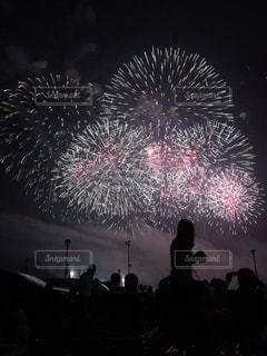 花火の写真・画像素材[376542]