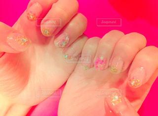 ピンクの写真・画像素材[609007]