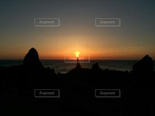 ろうそく岩の写真・画像素材[358790]