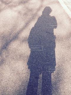影の写真・画像素材[361457]