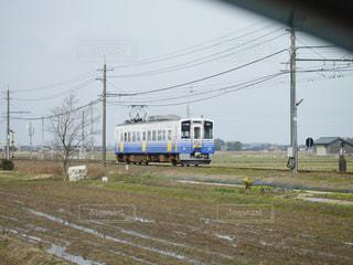 電車の写真・画像素材[363365]