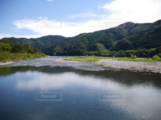 四万十川の写真・画像素材[368211]
