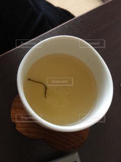 茶柱が立つの写真・画像素材[848982]