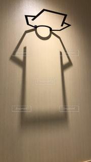 服屋の壁の写真・画像素材[1211296]