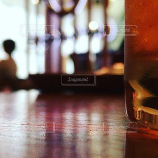 カフェの写真・画像素材[437828]