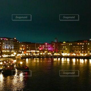 夜景の写真・画像素材[568010]