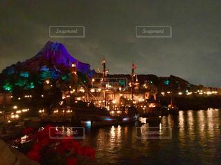夜景の写真・画像素材[568012]