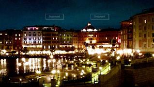 夜景の写真・画像素材[568015]
