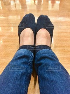 足の写真・画像素材[568114]
