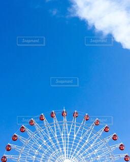 空と観覧車。の写真・画像素材[768816]