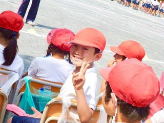 運動会の写真・画像素材[813461]