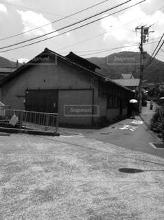 小道の写真・画像素材[360704]